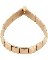 Saskia Diez Bracelet - Metallic