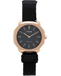 D1 Milano Wrist Watch - Black