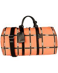 Moschino Travel & Duffel Bag - Orange