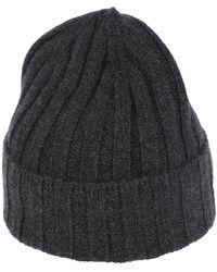 Drumohr Hat - Gray