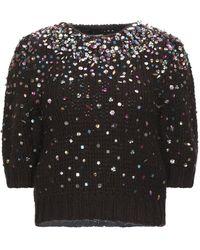 Dries Van Noten Sweater - Brown