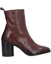 Elia Maurizi Ankle Boots - Brown