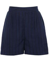 Vila Shorts & Bermuda Shorts - Blue