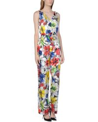 Boutique Moschino Jumpsuit - White