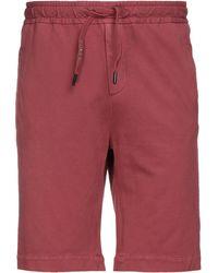 Circolo 1901 Shorts & Bermuda Shorts - Red