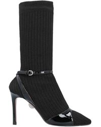 Samuele Failli Ankle Boots - Black