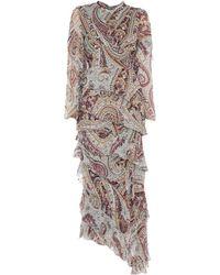 Etro Robe longue - Multicolore