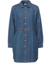 Wrangler Short Dress - Blue