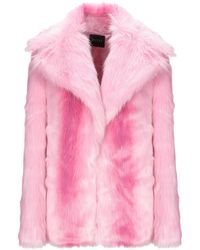 Guess Fausse fourrure - Rose