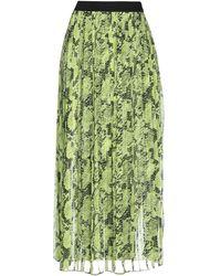 CHILI Jupe longue - Vert