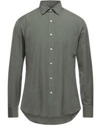 Salvatore Piccolo Camisa - Verde