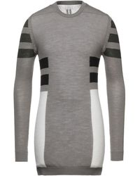 Rick Owens Pullover - Gris
