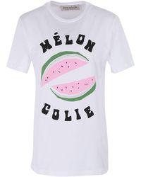 Être Cécile Camiseta - Blanco