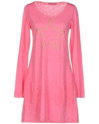 Athletic Vintage - Short Dress - Lyst