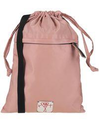 Plan C Cross-body Bag - Pink