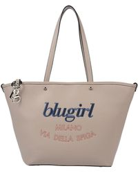 Blugirl Blumarine Handbag - Gray