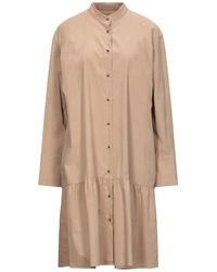 Lis Lareida Midi Dress - Natural