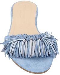 Rebecca Minkoff Sandales - Bleu