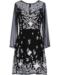 French Connection - Short Dress - Lyst