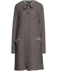 Transit Overcoat - Grey