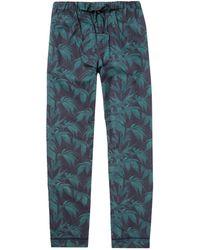 Desmond & Dempsey Pijama - Azul