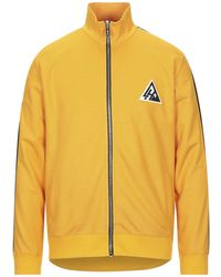Les Hommes Sweatshirt - Gelb