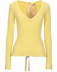 N°21 Pullover - Giallo