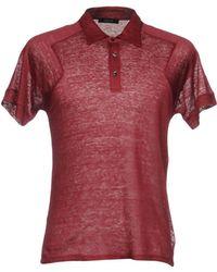 Retois Polo Shirt - Red