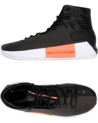 Under Armour - Sneakers & Tennis shoes alte - Lyst