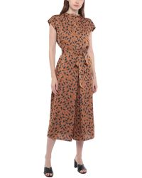 Anonyme Designers Jumpsuit - Brown