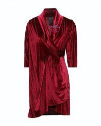 Marc Ellis Short Dress - Red