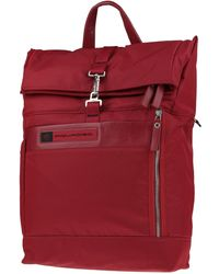 Piquadro Backpack - Red