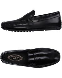 Tod's Mocasines - Negro