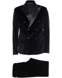 Brian Dales Suit - Black