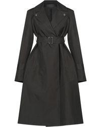 CALVIN KLEIN 205W39NYC - Overcoat - Lyst