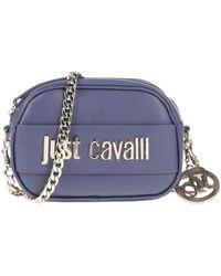 Just Cavalli Cross-body Bag - Purple