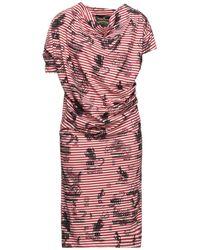Vivienne Westwood Anglomania - Vestido por la rodilla - Lyst