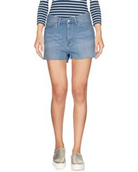 Carhartt Denim Shorts - Blue