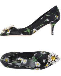 Dolce & Gabbana Escarpins - Noir