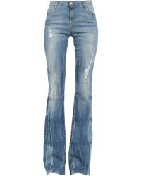 Versace Jeans Couture Jeanshose - Blau