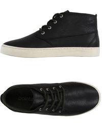 Pointer High Sneakers & Tennisschuhe - Schwarz