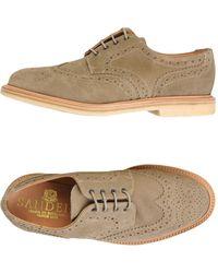 Sanders Zapatos de cordones - Gris