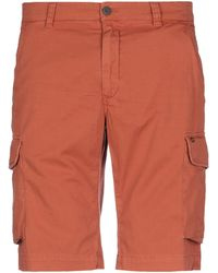 Mason's Shorts & Bermudashorts - Orange
