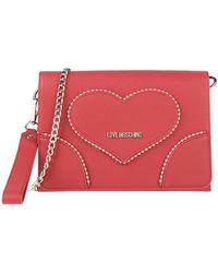 Love Moschino Handbag - Red