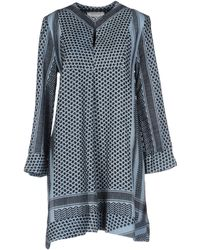 Cecilie Copenhagen - Short Dress - Lyst