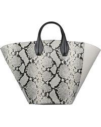 L'Autre Chose Handbag - White