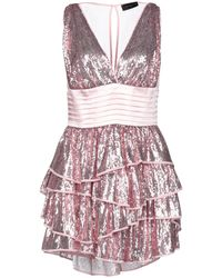 outlet store 565f4 4f425 Vestito corto - Rosa