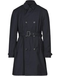 Emporio Armani Coat - Blue