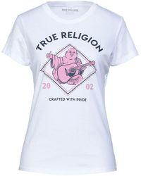 True Religion T-shirt - Blanc