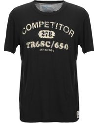 Johnson Motors Inc. T-shirts - Schwarz